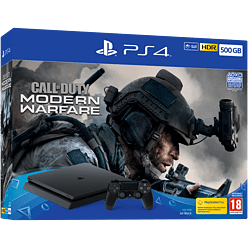 Call of Duty: Modern Warfare 500GB PS4 Bundle