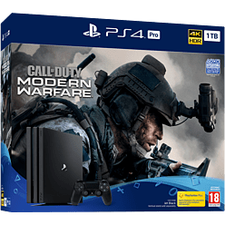 Call of Duty: Modern Warfare 1TB PS4 Pro Bundle