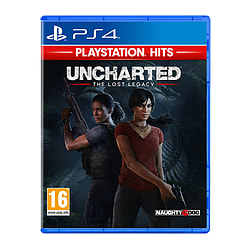 Uncharted: The Lost Legacy PS Hits
