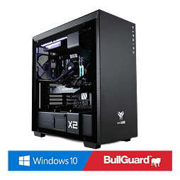 WARBIRD X2 SUPER ( I9-9900KF / 16GB DDR4 / RTX 2080 SUPER 8GB) GAMING PC