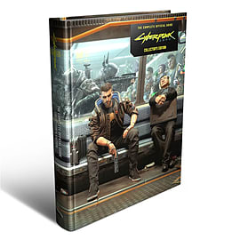 Cyberpunk Strategy Guide – Collector's Edition