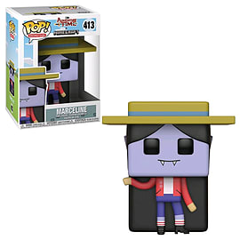 POP TV: Adventure Time/Minecraft S1 - Marceline