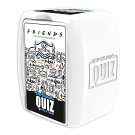 Friends Top Trumps Quiz