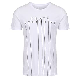 Death Stranding Logo Tee (S) for Clothing and Merchandise - Preorder