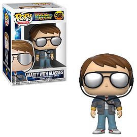 POP! Back to the Future - Marty Glasses