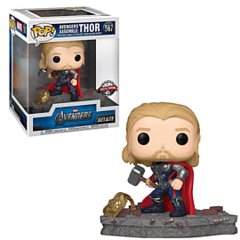 POP Deluxe Avengers Assemble: Thor - GAME Exclusive