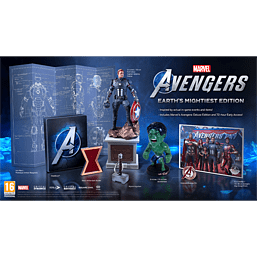 Marvel's Avengers Earth's Mightiest Edition - UK Retail Exclusive