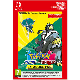 Pokemon Sword or Shield Expansion Pass