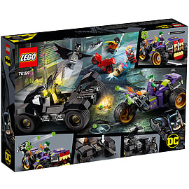 Lego Super Hero: 76159 Joker's Trike Chase