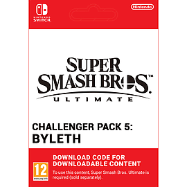 DDC AOC Super Smash Bros. Ultimate: Byleth Challenger Pack 5