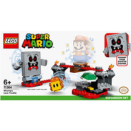 LEGO® Super Mario™ 71364 Whomp's Lava Trouble Expansion Set