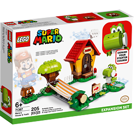 LEGO® Super Mario™ 71367 Mario's House & Yoshi Expansion Set