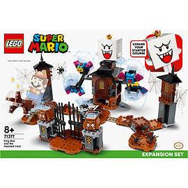 LEGO® Super Mario™ 71377 King Boo and the Haunted Yard Expansion - Hard To Find
