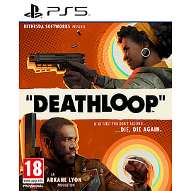 Deathloop with Steelbook