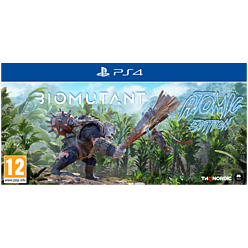Biomutant - Atomic Edition