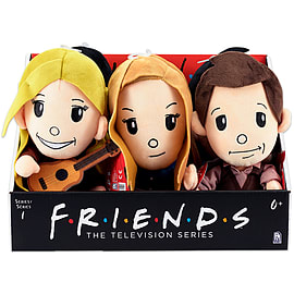 Friends - Collectable Plush Assortment