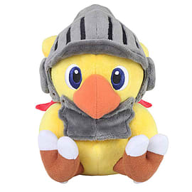 Chocobo's Mystery Dungeon EVERY BUDDY! Plush Figure Chocobo Knight 17 cm