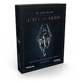 Elder Scrolls Call To Arms Core Rules Box Set