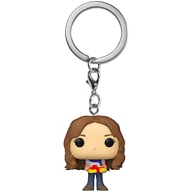 POP! Keychain: Harry Potter Holiday - Hermione