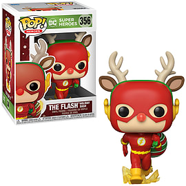 POP! Heroes: DC Holiday - Rudolph Flash