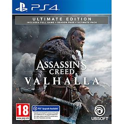 Assassin's Creed Valhalla: Ultimate Edition - UK Retail Exclusive