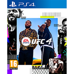 EA Sports UFC 4 with GAME Exclusive One Month UFC Fight Pass