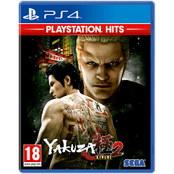 PlayStation Hits - Yakuza Kiwami 2