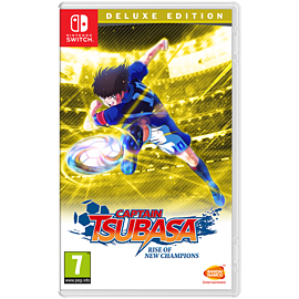 CAPTAIN TSUBASA: RISE OF NEW CHAMPIONS Deluxe Edition