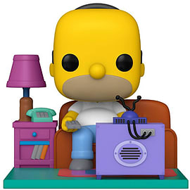 POP Deluxe: Simpsons - Homer Watching TV