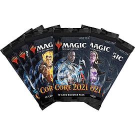 Magic the Gathering: Core Set 2021 Booster