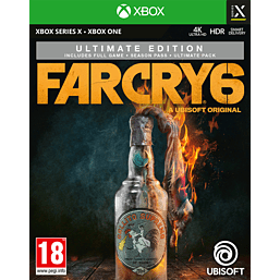 Far Cry 6 Ultimate Edition - GAME Exclusive