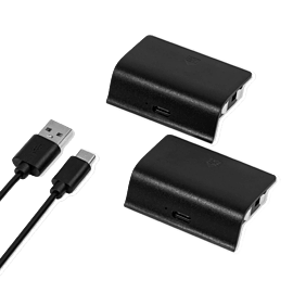 Numskull Xbox Series X and Series S Rechargeable Battery Pack