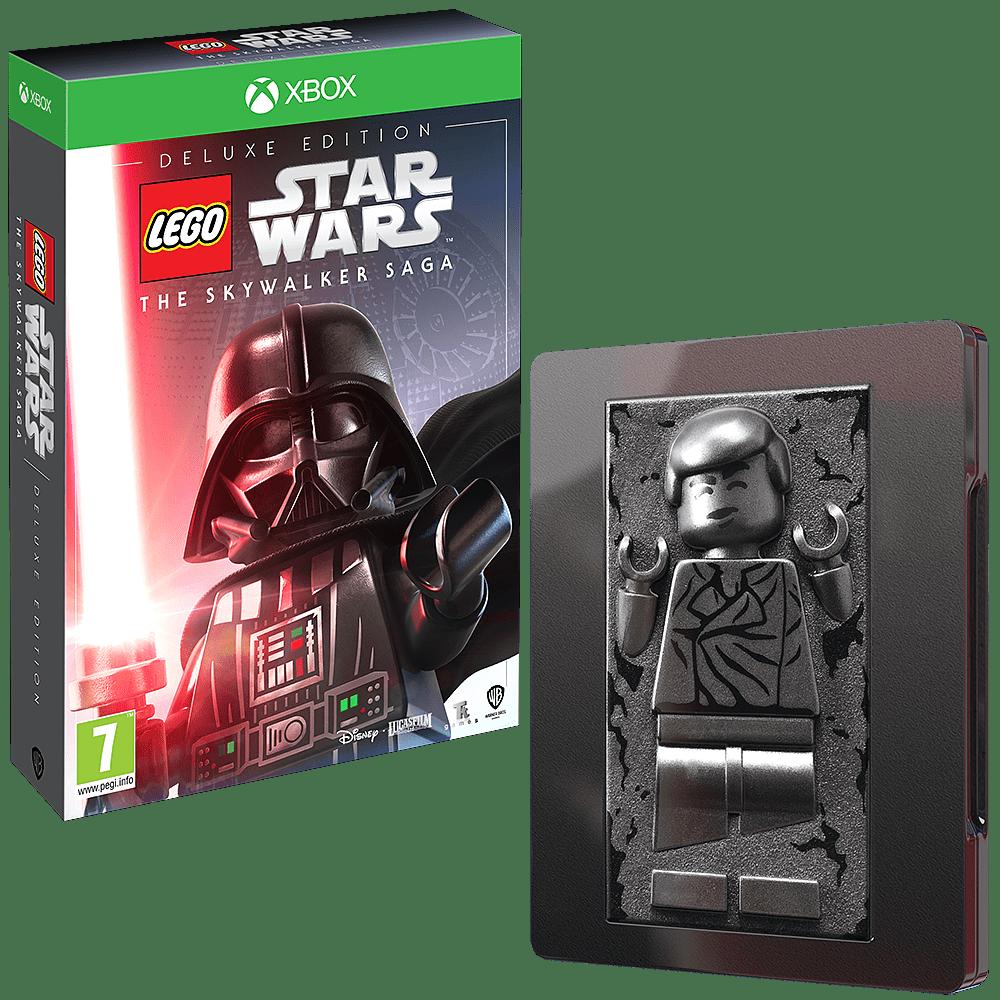 buy lego star wars the skywalker saga carbonite edition