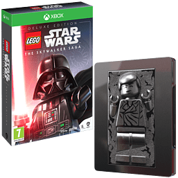 LEGO Star Wars: The Skywalker Saga Carbonite Edition - GAME Exclusive