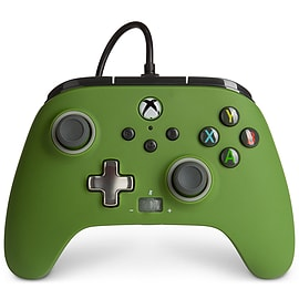 PowerA Enhanced Wired Controller for Xbox - Soldier