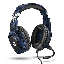 Trust GXT 488 Forze-B PS4 Headset Blue