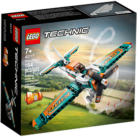 LEGO® 42117 Technic Racing Plane
