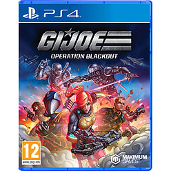 GI-JOE: Operation Blackout