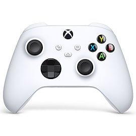 Official Xbox Series X & S Wireless Controller – Robot White