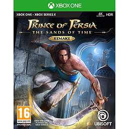 Prince of Persia: The Sands of Time Remake - with GAME Exclusive Pre-Order Bonus