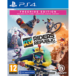 Rider's Republic Freeride Edition - GAME Exclusive
