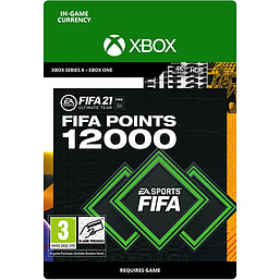 FIFA 21 Ultimate Team 12000 Points Pack