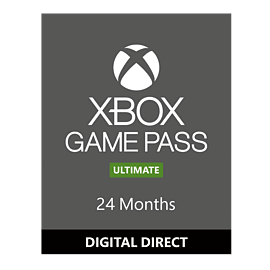 Xbox Game Pass Ultimate 24 Month Membership