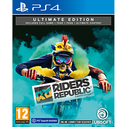 Riders Republic Ultimate Edition - UK Retail Exclusive