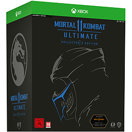 Mortal Kombat Kollector's Edition - GAME Exclusive