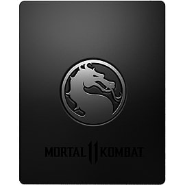 MK ULTIMATE STEEL BOOK