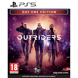 Outriders Day One Edition - With UK Retail Exclusive Pin Set