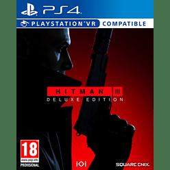 Buy Hitman III Deluxe Edition on PlayStation 4 | GAME