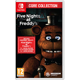 Buy Five Nights At Freddy S Core Collection On Switch Game