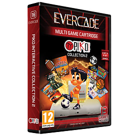 Evercade Piko Collection 2 Cartridge